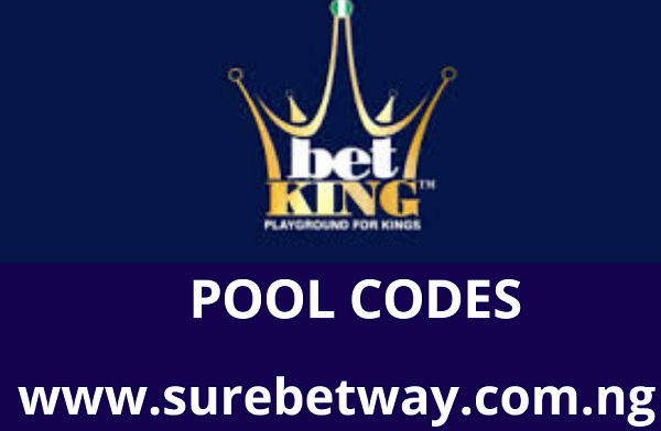 Betking Pool Codes