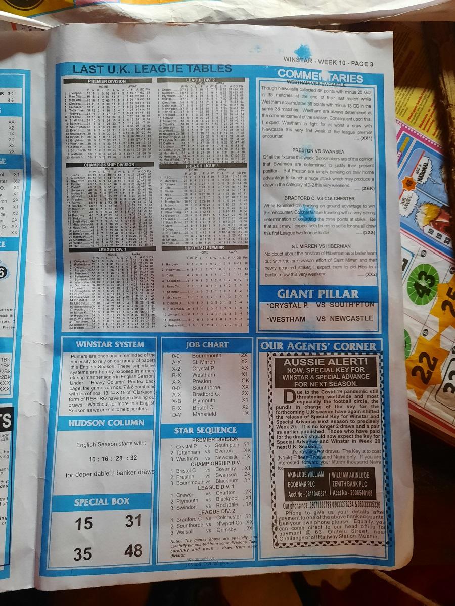 week 10 winstar 2020 page 3
