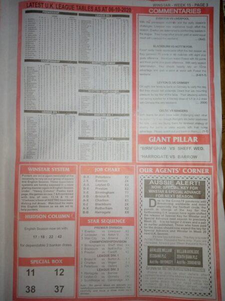 week 15 winstar 2020 page 3
