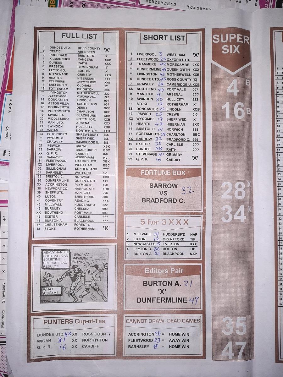 week 17 bob morton 2020 page 2