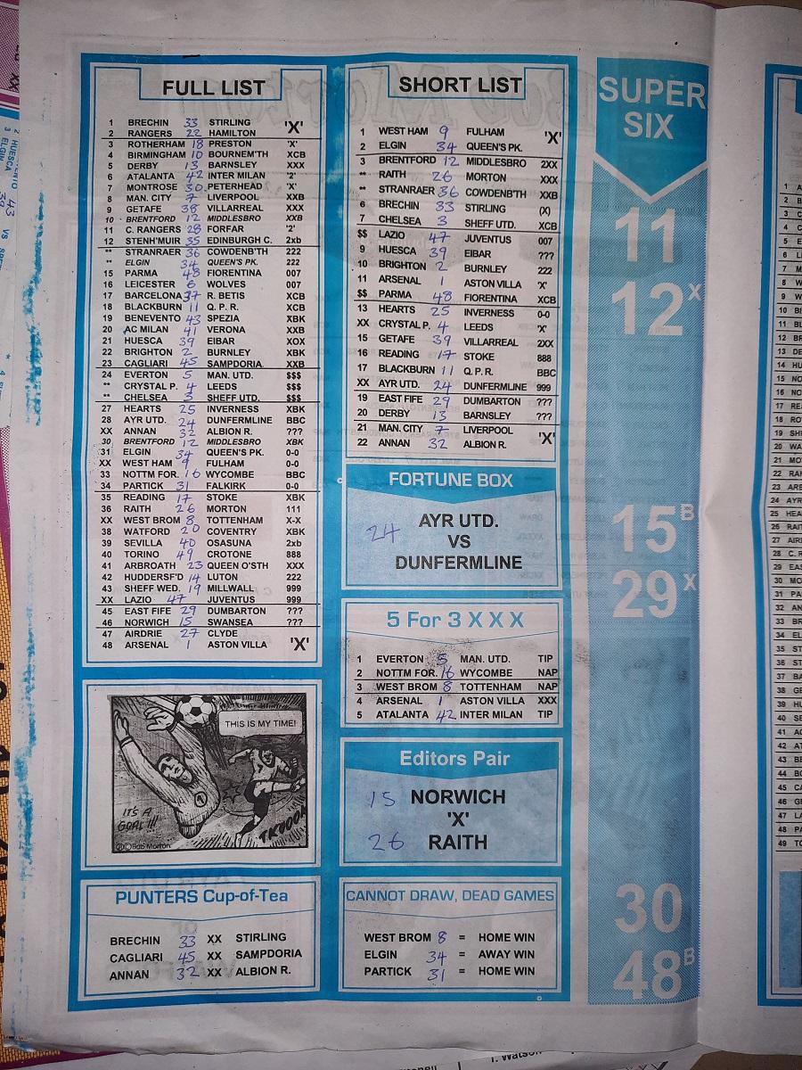week 18 bob morton 2020 page 2