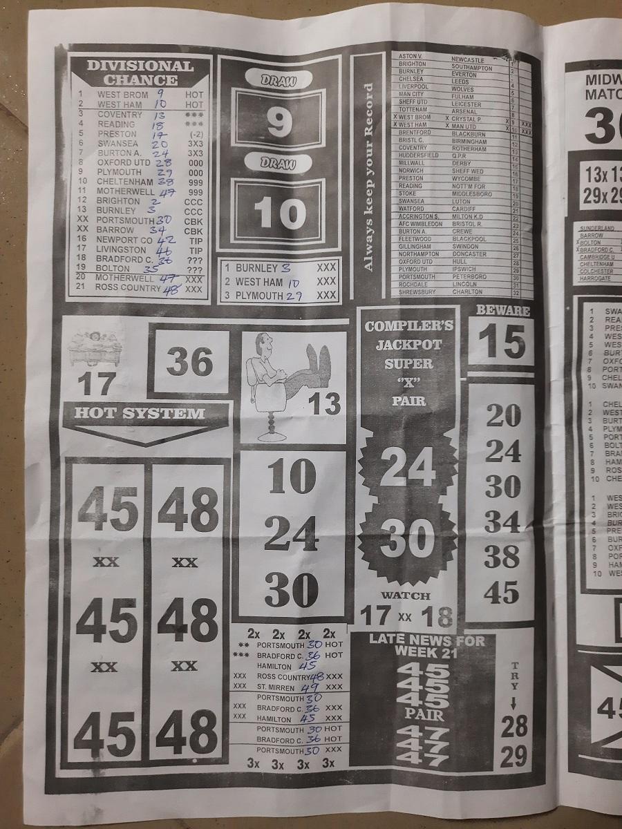 week 22 bigwin soccer paper 2020 page 2
