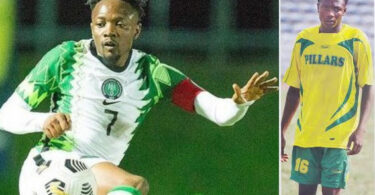 Ahmed Musa rejoins his boyhood club Kano Pillars until the end of the season