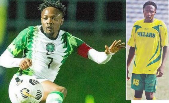 Ahmed Musa rejoins his boyhood club Kano Pillars until the end of the season