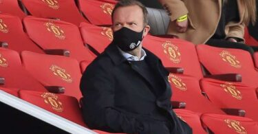 Manchester United Executive Vice Chairman Ed Woodward resigns