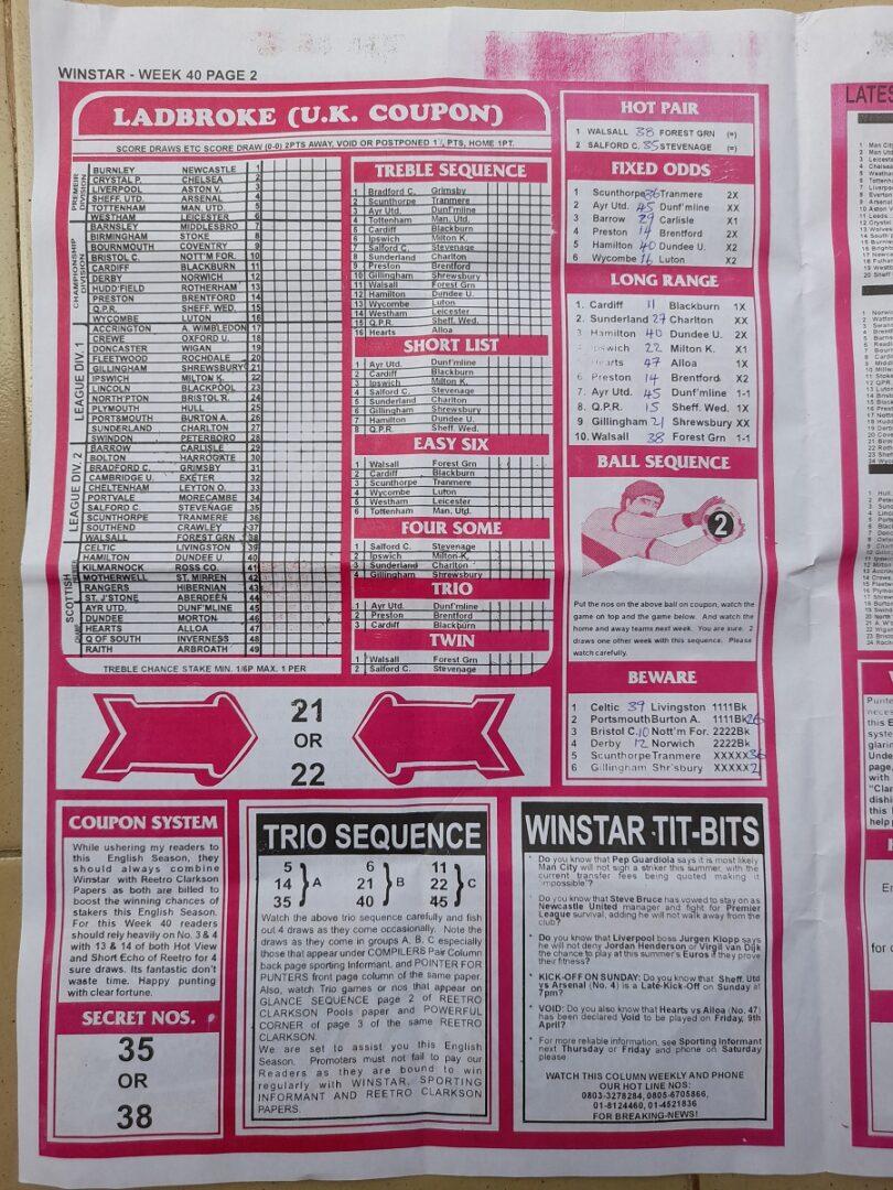 week 40 winstar 2021 page 2
